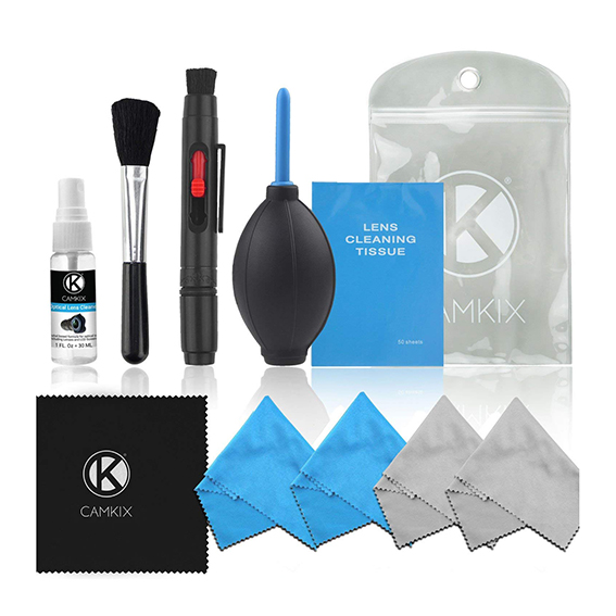kit de limpieza para productos fotográficos