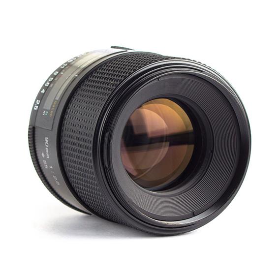 Objetivo fotográfico macro Tamron SP 90 2.5